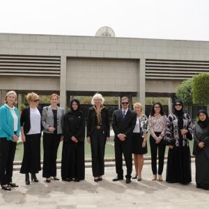 Promoting women business leaders in Saudi Arabia
